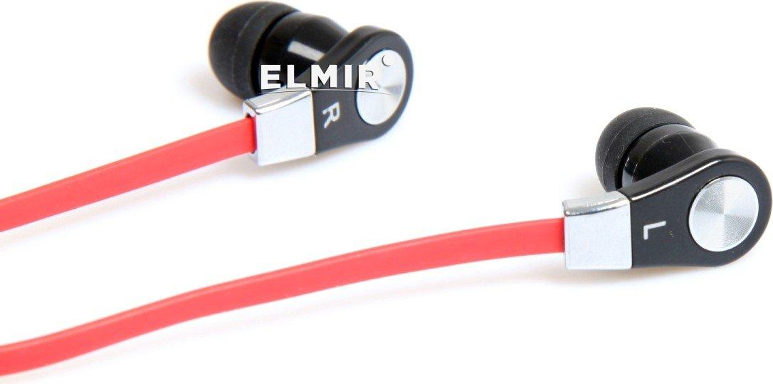 MAGICSOUND DS-2 - Słuchawki douszne z mikrofonem kompatybilne z większością telefonów, tabletów